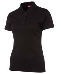 Ladies Interlock Polo